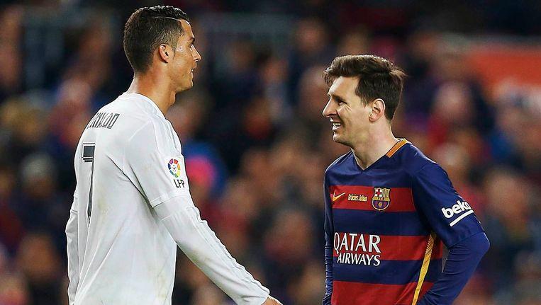 Alexis Sanchez vindt dat hij het niveau van Ronaldo en Messi haalt.