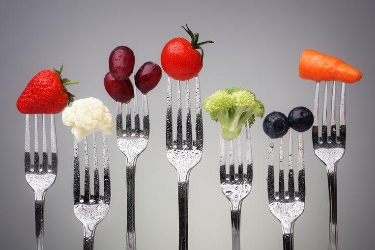 """""""De samenstelling van de voedingsmiddelen in onze winkelrekken wordt steeds evenwichtiger"""", reageert minister van Volksgezondheid Maggie De Block (Open Vld) tevreden."""