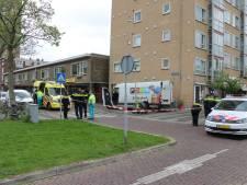 Pakketbezorger in Delft overvallen