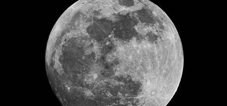 NASA: Maan had toch een dampkring
