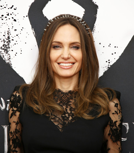 Angelina Jolie was 'behoorlijk kapot' in aanloop naar Maleficent