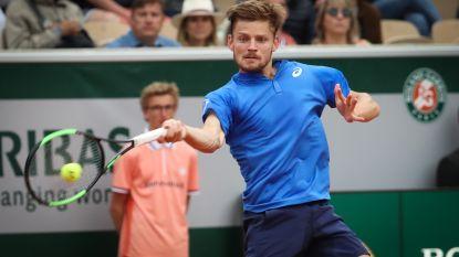 Kvitova geeft forfait voor Roland Garros, Goffin wint een plaats op wereldranglijst