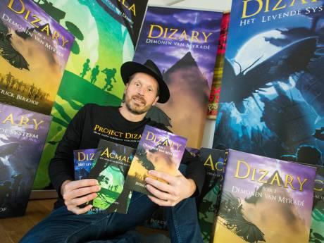 Dagdroom over magische wereld resulteert in groot succes voor schrijver Patrick Kerkhof