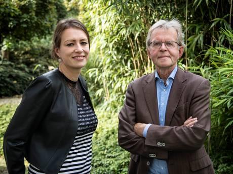 Een nieuw en nog onwennig duo: 'Moet een column zuur zijn? Nee, dat leest niemand'