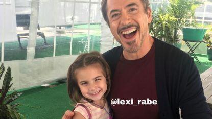 Klein meisje van 7 uit 'Avengers' wordt gepest sinds ze bekend is