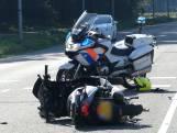 Twee ongelukken na elkaar op Van Apelterenweg in Nijmegen