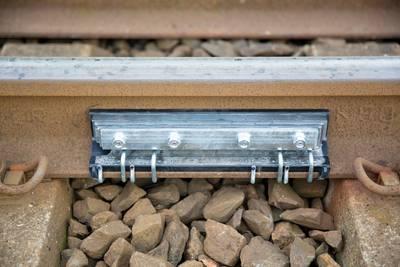 Raildempers op Brabantroute tegen geluidoverlast treinen