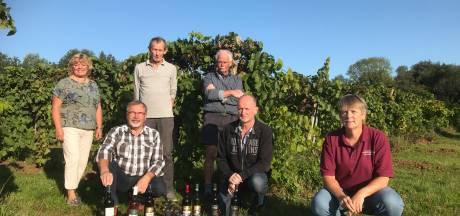Twee keer goud en vijf keer zilver in Wenen voor wijnen Achterhoekse wijnbouwers