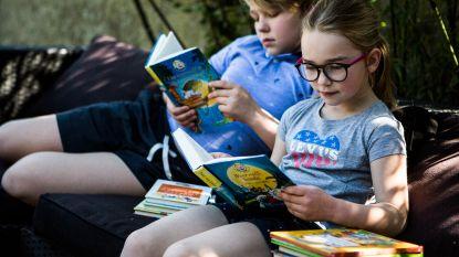 """Pop-upbib trekt naar evenementen: """"We willen de jeugd stimuleren om te blijven lezen"""""""