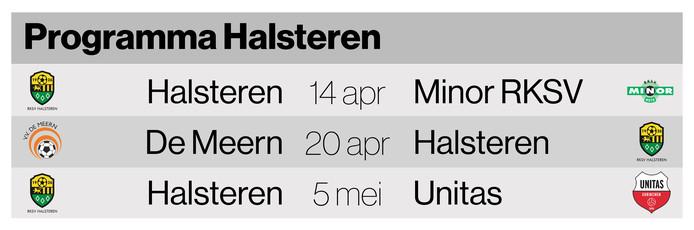 Het programma van Halsteren