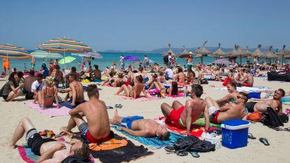 Spanje trekt recordaantal buitenlandse toeristen aan waaronder tweeënhalf miljoen Belgen