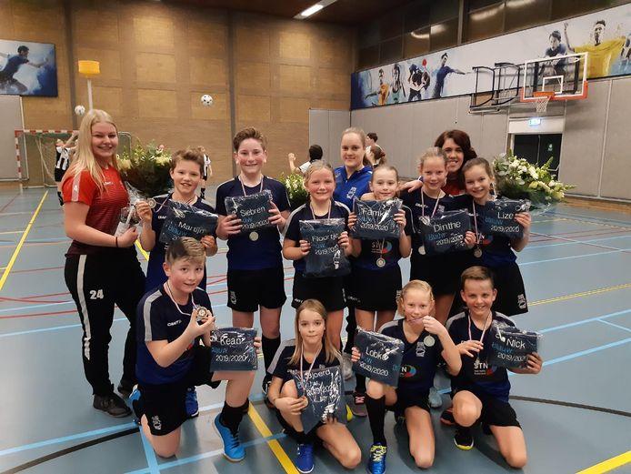 Ongekroonde kampioenen: Blauw Zwart D1