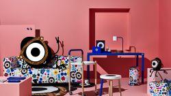 Ikea pakt uit met tijdelijke collectie vol fun en kleur