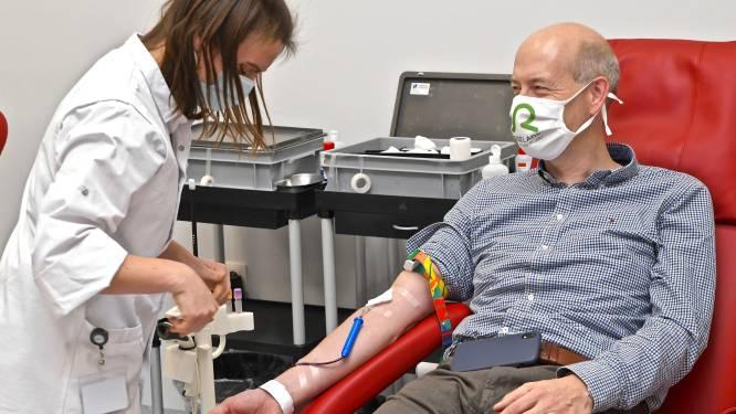 """Rode Kruis Mol doet oproep: """"Bloed geven is ook in deze tijden levensnoodzakelijk"""""""