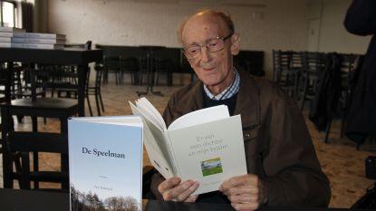 Auteur Paul Baekeland overleden op 83-jarige leeftijd