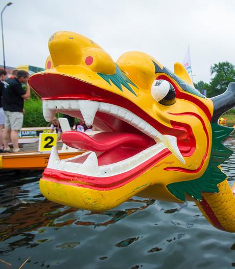 Drakenbootfestival geeft eindelijk 'echt festivalgevoel'