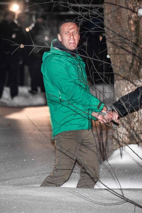 Replacé en détention, Alexeï Navalny va être jugé ce mercredi pour diffamation
