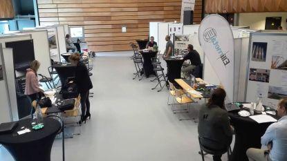 150 bezoekers voor eerste Jobbeurs Oudsbergen