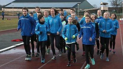 24 jeugdatleten trotseren Ronde van Westel