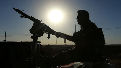 Iraakse troepen krijgen ook Mosoeldam in handen