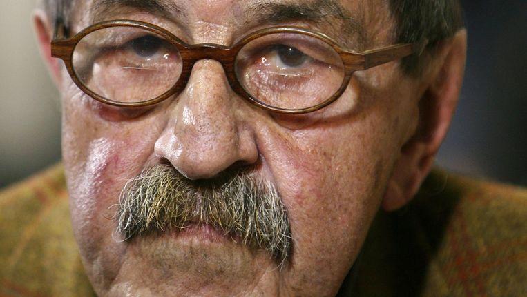 De Duitse Nobelprijswinnaar Günther Grass. Beeld EPA