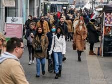 Centrum Rotterdam, Dordrecht en Eindhoven eerder dicht vanwege 'onverantwoorde drukte'