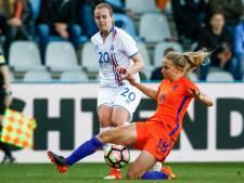 PSV Vrouwen legt met Berglind Björg nog een IJslands international vast
