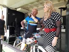 Mountainbiken tegen kanker: met oom Theo als winnaar op de meet in Hilvarenbeek