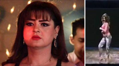 Egyptische zangeres krijgt twee jaar cel vanwege te pikante videoclip
