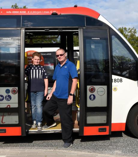 Busvervoer op afroep rond Houten uitgesteld tot voorjaar