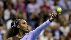Serena Williams raast naar eindstrijd US Open en neemt het op tegen eerste Japanse finaliste op een Grand Slam
