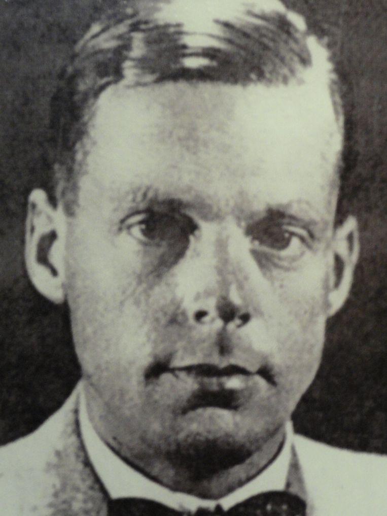 Jan Zwartendijk, die de visa verstrekte waarmee duizenden Joden ontsnapten. Beeld *