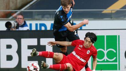 Football Talk. Miyoshi (Antwerp) out voor Kortrijk - Acolatse (STVV) op huurbasis naar Israël - Denayer en Lyon niet voorbij staartploeg Amiens