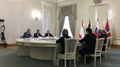 """Bart De Wever bezoekt Russische """"Silicon Valley"""" met Antwerpse ondernemers"""