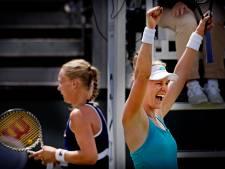 Geen tennistoernooien tot half juli, ook streep door Rosmalen