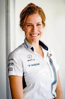 Twentse Michaela Kamphuis: van Oale Groond naar de Formule 1