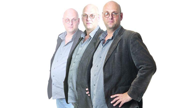 Hans van der Beek. Beeld Rink Hof