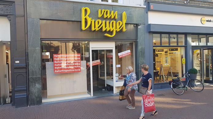 66e256af284 Schoenenfamilie' Van Breugel verdwijnt na 65 jaar uit het Bossche ...