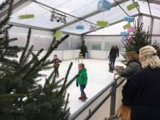Nieuwe schaatsbaan op Avonturenboerderij Molenwaard