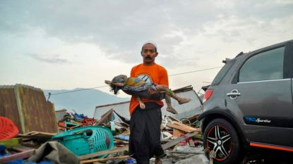 """Indonesië vraagt internationale hulp na tsunami: """"Aan werkelijk alles is er een gebrek"""""""