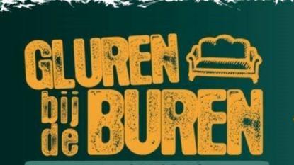 Huiskamerfestival 'Gluren bij de Buren' zoekt podiumtalent en huiskamers