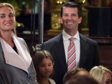 'Zo vader zo zoon: ook Trump Jr ging vreemd terwijl vrouw zwanger was'