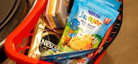 Nestlé somberder over groei door overvolle voorraadkasten, iets minder winst voor Danone