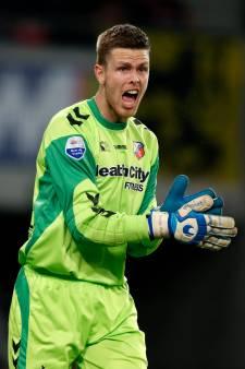 PSV heeft belangstelling voor keeper Robbin Ruiter (32)