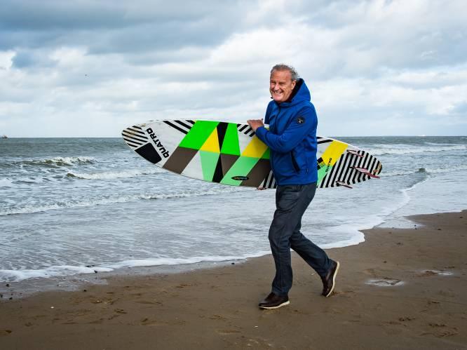 """ANNO 2020. Marc Verwilghen (68), advocaat en oud-minister van Justitie: """"Windsurfen: het beste middel tegen een hoofd vol zorgen"""""""