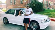 Mercedes-Benz favoriete automerk van rappers