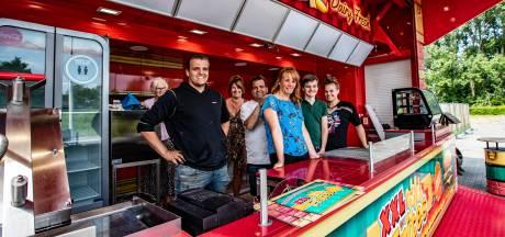Deventer kermisfamilie Van Hezik voert met collega's actie op Mediapark: 'De branche redt het niet'