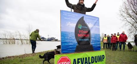 West Maas en Waal trekt rechtszaak over granulietstort in na belofte dat stort tijdelijk stopt