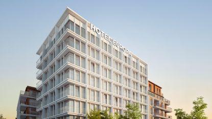 """Opa bouwde oude hotel Europa, ik het nieuwe"""