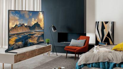Dit zijn de vijf beste tv's onder € 500